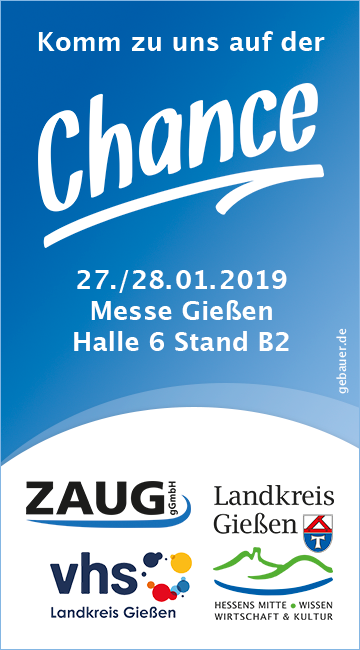 Banner Messe Chance 2019
