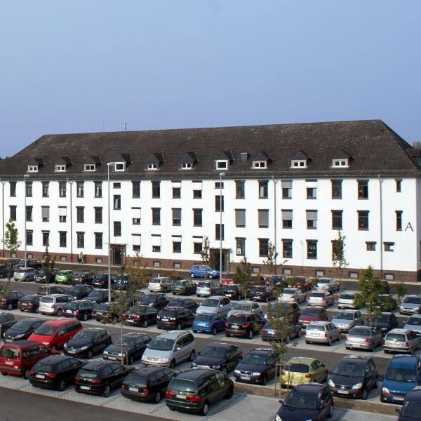 Riversplatz Gießen