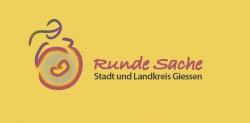 """Logo der """"Runden Sache"""", dem Familienhabammenprogramm im Landkreis Gießen"""